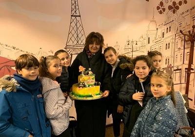 Детская театральная студия «Апрелик» в Париже вошла в лонг-лист премии «Звезда Театрала»