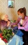 Старейшая жительница таллинского района Кесклинн празднует 105 лет