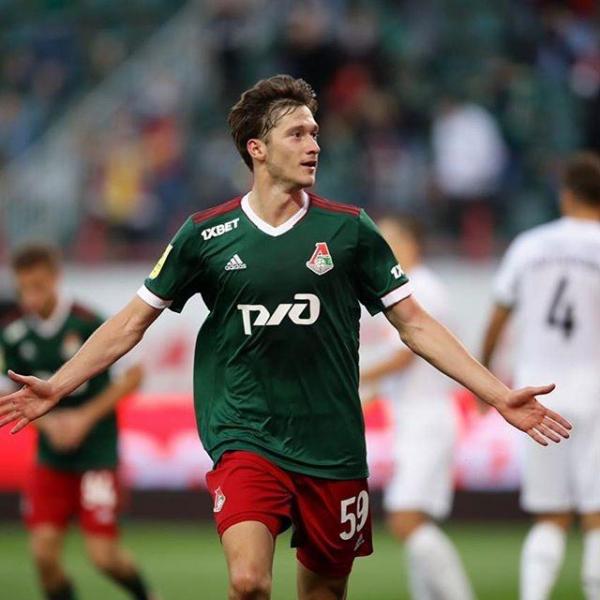 «Аталанта» готова выплатить «Локомотиву» 14 млн евро за переход Алексея Мирончука