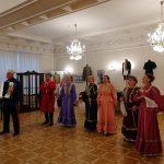 Российские дипломаты наградили чешско-словацкий казачий ансамбль