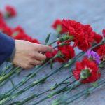 Память советских воинов почтили на севере Китая