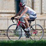 Боевая группа НАТО добралась до Нарвы на велосипедах