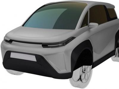 Дизайн нового российского электромобиля оказался раскрыт