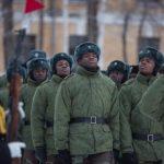 Военнослужащие из 83 стран будут учиться в вузах Минобороны России