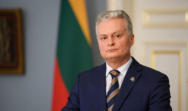 Г. Науседа о позиции З. Единского по Беларуси: остается только сожалеть