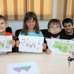 В Болгарии отметили День государственного флага России