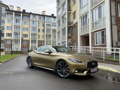 Infiniti открывает в России продажи купе Q60 с бюджетным 2-литровым мотором
