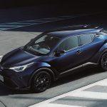 Японцы выкатили обновленный кроссовер Toyota C-HR