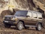 Mercedes-Benz G-класса получит новый 2-литровый мотор и станет дешевле