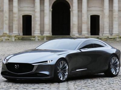 Новая Mazda6 получит задний привод и мощный мотор