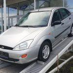 Продается самый первый выпущенный в России Ford Focus без пробега