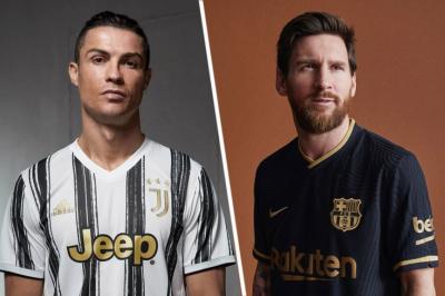 Самая стильная футбольная форма сезона-2020/2021. Ювентус, Рома, Барселона