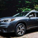 Subaru привезет в Россию Outback шестого поколения в 2021 году