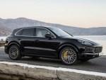 В России отзывают огнеопасные кроссоверы Porsche Cayenne