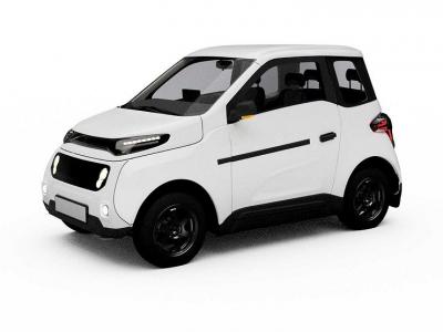 За российский электромобиль Zetta хотят просить 550 000 рублей