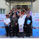 Проектная конференция молодых российских соотечественников прошла в Бишкеке