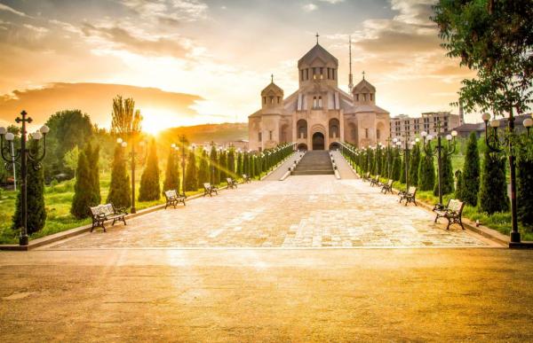 Русский центр открылся в Ереване
