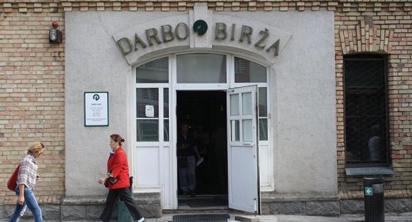 Уровень безработицы в Литве в июле – один из самых высоких в ЕС, сообщает Евростат