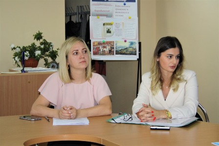 Студентам на Сахалине рассказали о программе переселения соотечественников