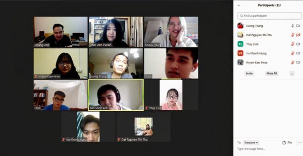 Вьетнамские студенты рассказали о своей учёбе и жизни в России
