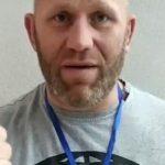 Сергей Харитонов предложил фанатам угадать исход его следующего боя