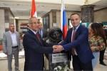Памятник Юрию Гагарину появился в Египте