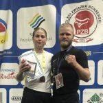 Эстонская спортсменка привезла из Польши бронзовую медаль