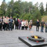 В Вильнюсе отпраздновали 75-летие окончания Второй Мировой Войны