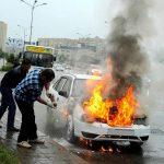 5 причин, когда исправный автомобиль может неожиданно загореться