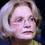 Актриса Людмила Максакова отмечает 80-летие