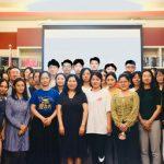 Китайские первокурсники побывали в Русском центре