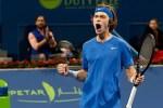 Российский теннисист Андрей Рублёв выиграл турнир в Гамбурге
