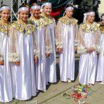 В столице Литвы традиционным народным гуляньем отметили День русской культуры