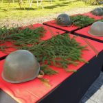 В Маарду cегодня предали земле останки 151 солдата