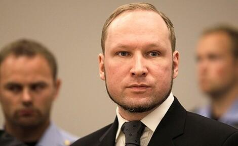 Брейвик подал прошение об условно-досрочном освобождении