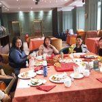 «Завтрак в кругу друзей»: в Улан-Баторе встретились выпускники советских вузов