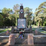 Советский воинский мемориал восстановили в одной из немецких коммун
