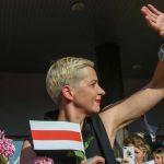 Белорусская оппозиция объявила о создании политической партии Вместе