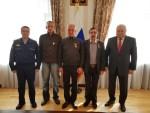 Российские дипломаты встретились с представителями Литовской ассоциации «Забытые солдаты»