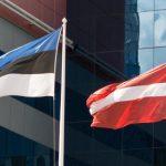 Движение людей на эстонско-латвийской границе снизилось