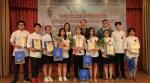 Победителей конкурса сочинений «Помни Победу!» наградили в Ханое