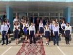 В школы Таджикистана поступили учебники от Русской гуманитарной миссии