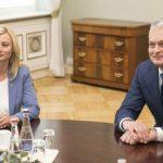 Санкционный список белорусских чиновников будет пополняться - президент Литвы
