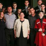 Команда Кабинета Русского мира в Стамбуле приняла участие в фестивале «Вместе в XXI веке»