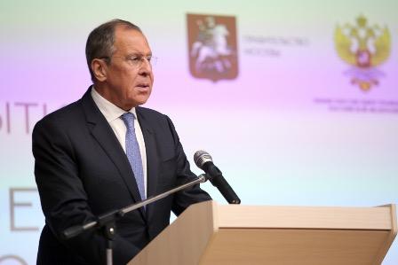Сергей Лавров посоветовал Белоруссии не повторять путь Украины в вопросе русского языка