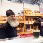 Православная ярмарка «Артос» проходит в Москве с участием гостей из Украины, Белоруссии и Грузии