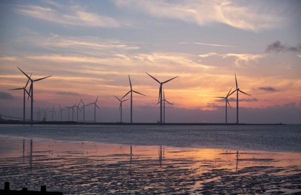 Эстония и Латвия условились развивать общий морской ветропарк