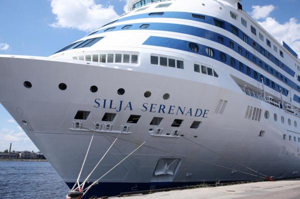 Удар по туризму: Tallink останавливает паромы Рига-Хельсинки