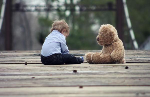 Психолог: дайте скорбящему ребенку излить свою скорбь!