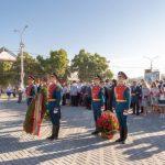 Парад в честь юбилея Победы провели в Тирасполе